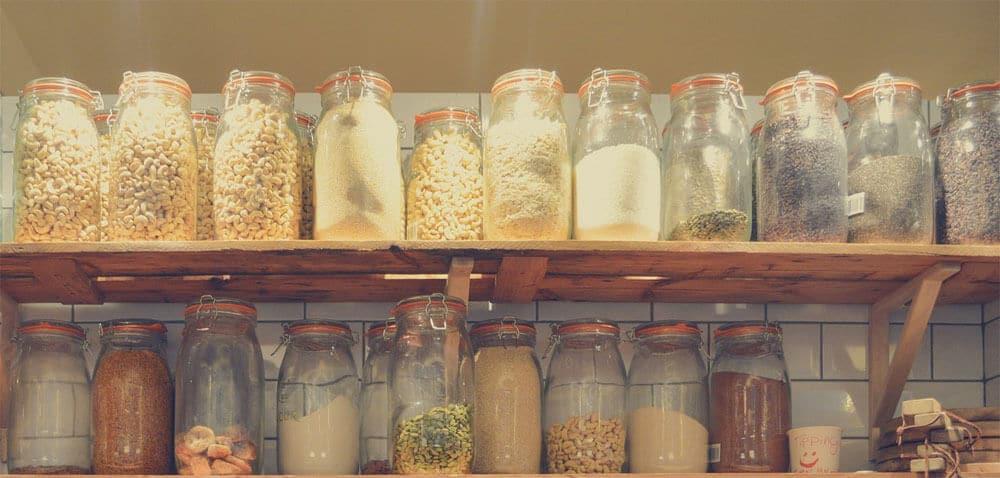 supply of emergency food