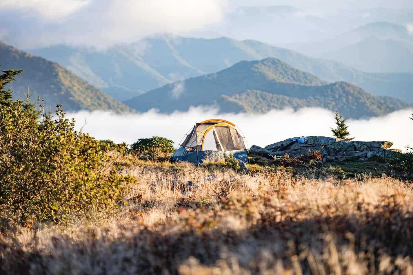 choosing a good campsite