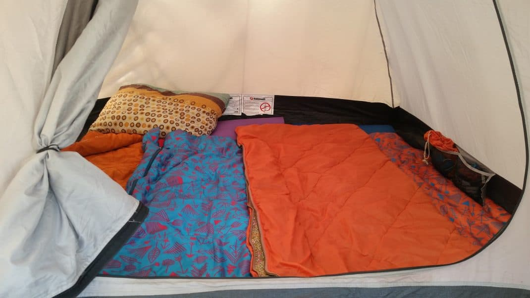 Ground insulation & Importance of Ground Insulation u2013 Why to Use a Sleeping Pad