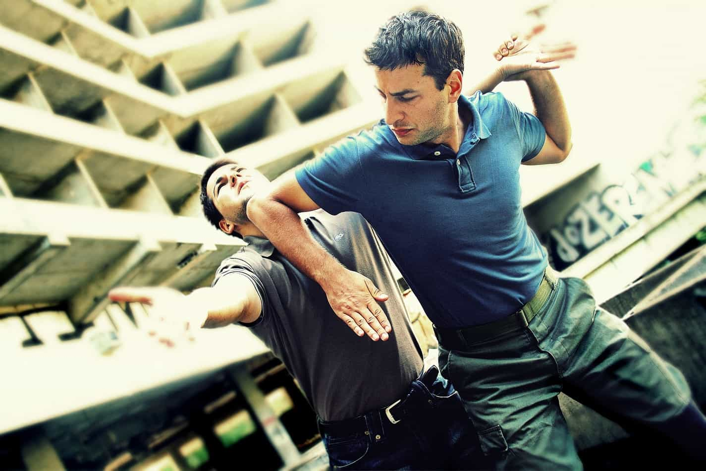 what is Krav Maga