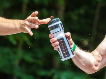 water bottle for bug out bag